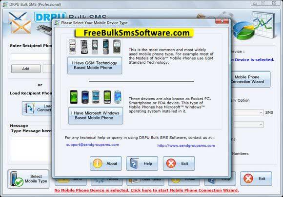 Windows 7 SMS da Internet 7.0.1.3 full